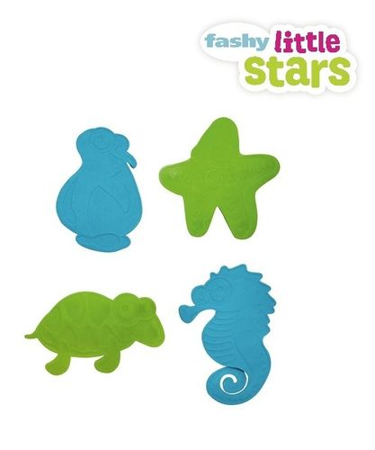 fashy little stars - PVC Badewannen-Anti-Rutsch-Sticker