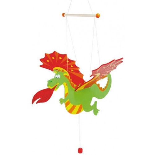 "Simply for Kids - Holz-Mobile * Schwingtier ""Drache"""