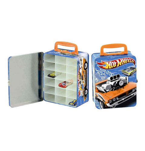 HOT WHEELS Autosammelkoffer