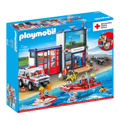 PLAYMOBIL® 9533 - Deutsches Rotes Kreuz DRK Mega-Set