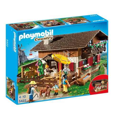 PLAYMOBIL® 5422 - Country Almhütte